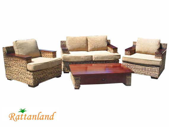 Bosanova Wicker Set